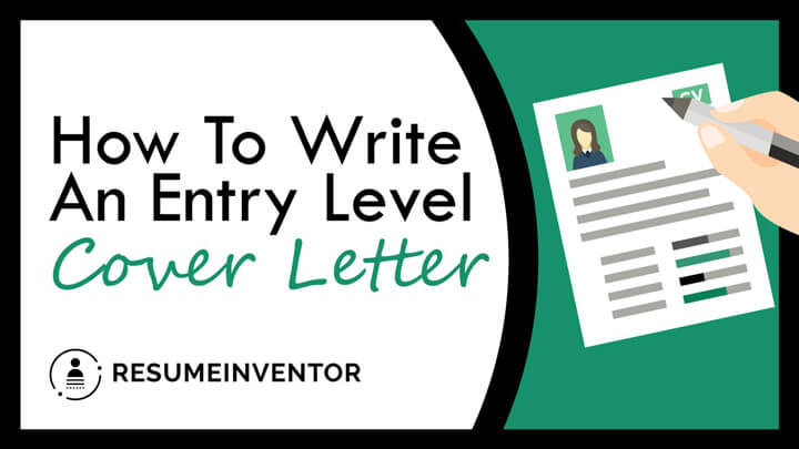 How to Write an Entry-Level Cover Letter