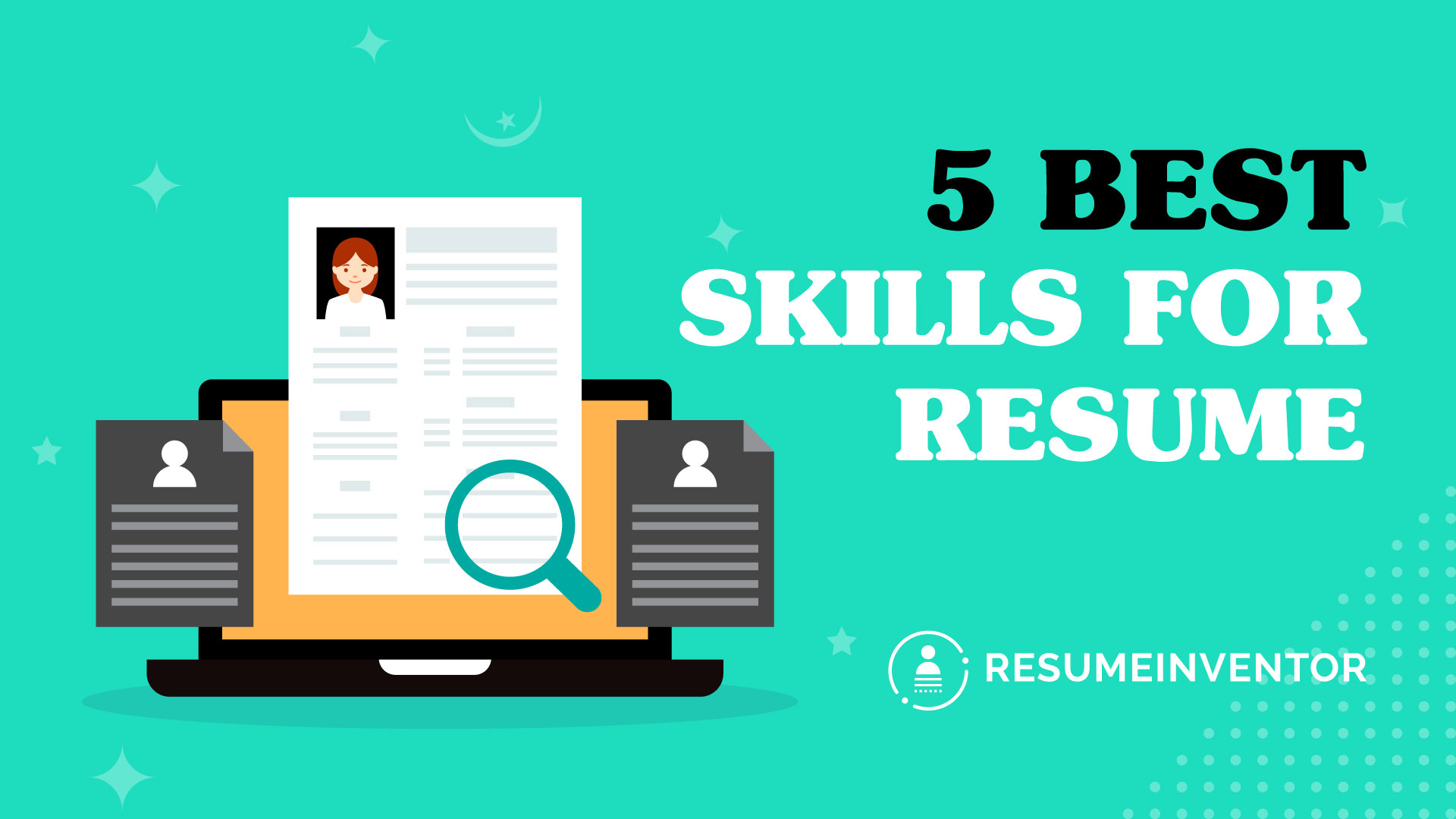 marketing resume skills 2021