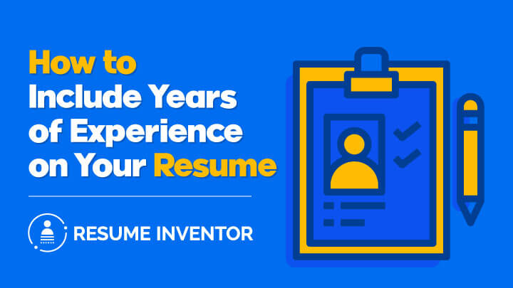 How-to-Include-Years-of-Experience-on-Your-1