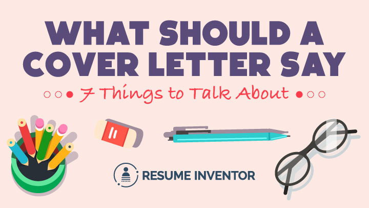 cover letters