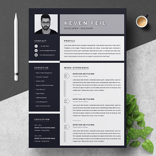 Motion Graphics Artist Resume