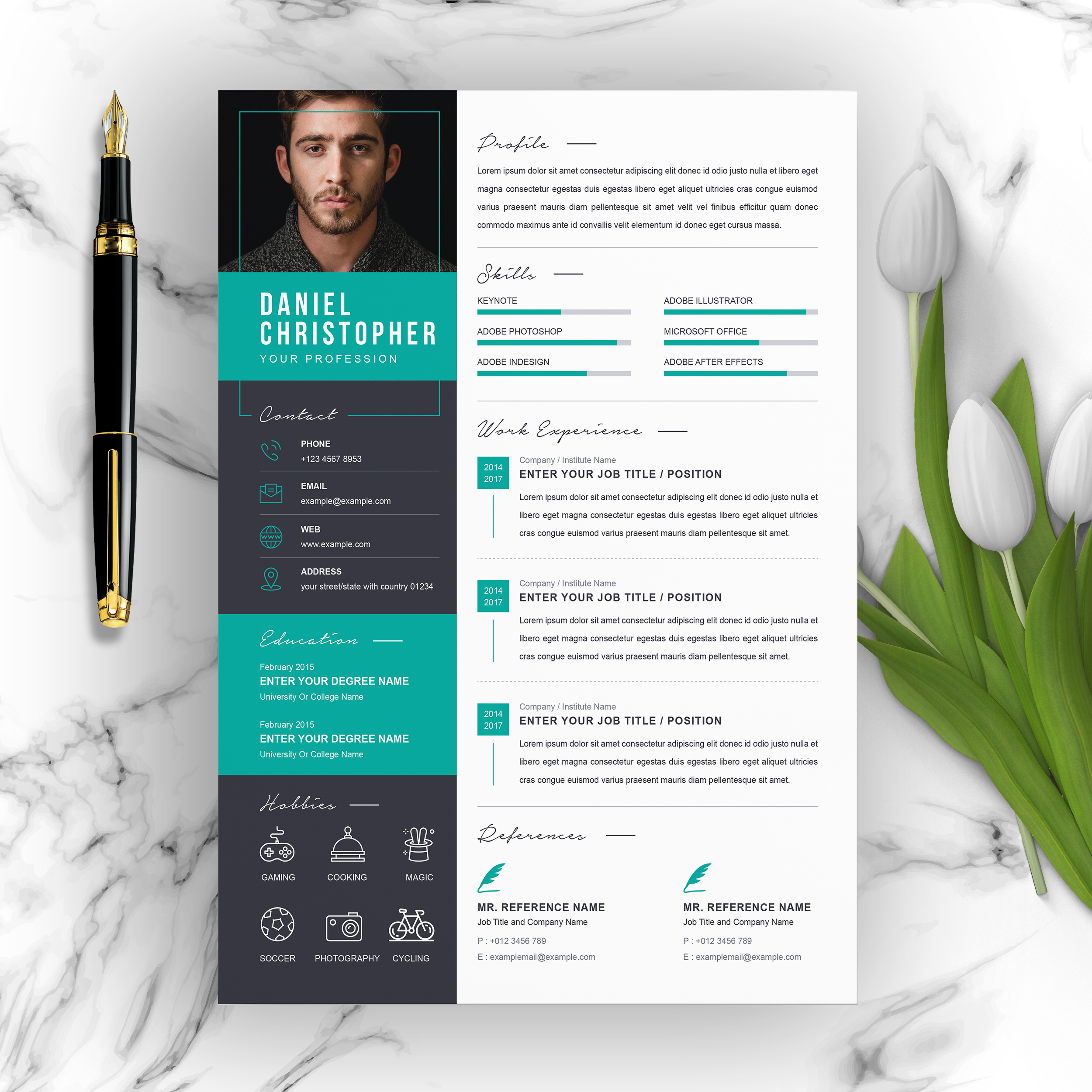 Best Resume Templates 2021