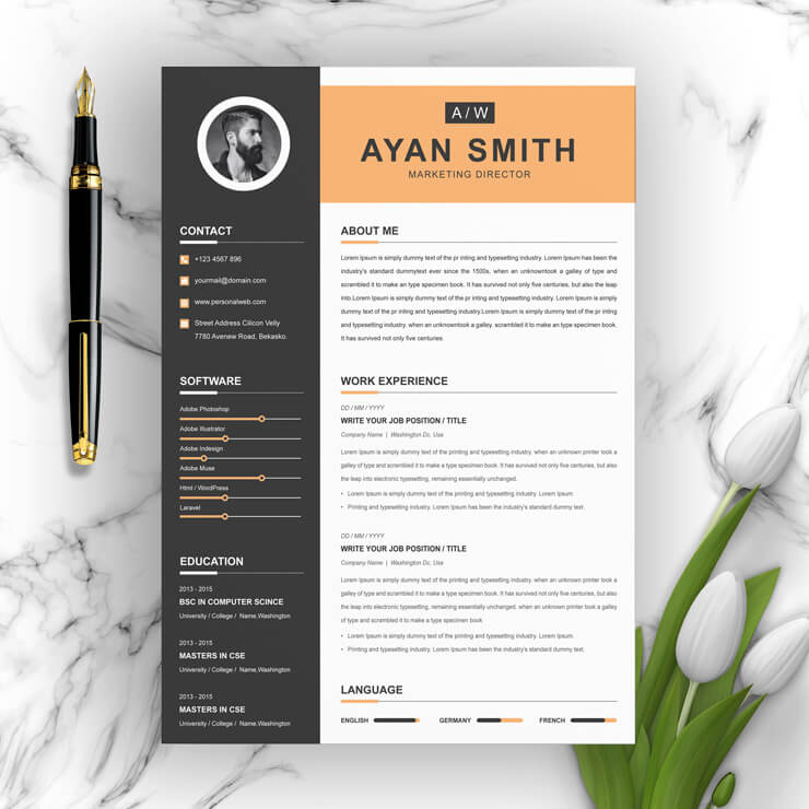 Marketing Director Resume 2021